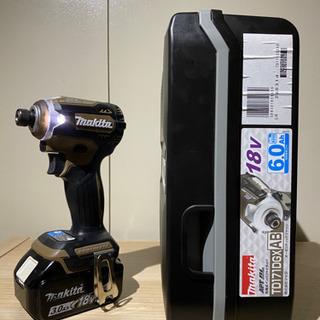マキタ TD171 18V 4モード 充電式インパクトドライバー AB セット - みよし市