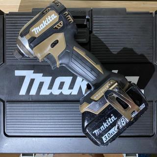 マキタ TD171 18V 4モード 充電式インパクトドライバー AB セット - 売ります・あげます