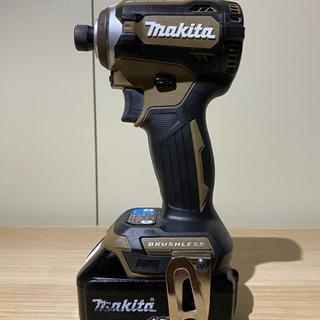 マキタ TD171 18V 4モード 充電式インパクトドライバー AB セット - その他