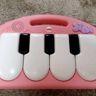 フィッシャープライスあんよでキック! 4WAY ピアノジム