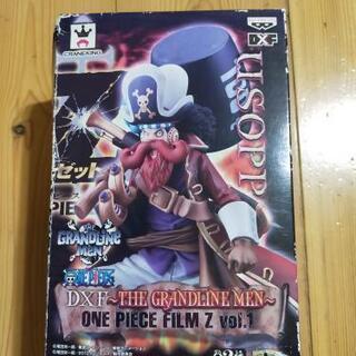 フィギュア:ONE PIECE FILM Z ウソップ