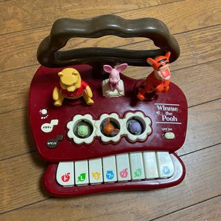 【ネット決済】プーさんピアノ