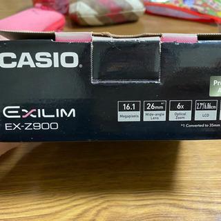 CASIOEXILM EX-Z900