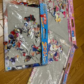 セイカのパズル☆プリキュア☆キュウレンジャー