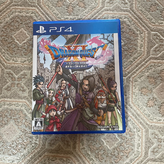 ps4用中古ソフト4点