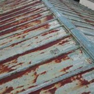 屋根雨樋塗装及び修理