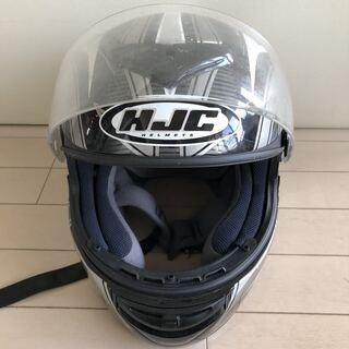 HJC ヘルメット Mサイズ 57-58センチ オフロード