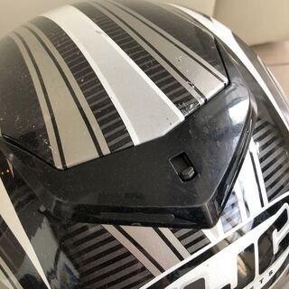 HJC ヘルメット Mサイズ 57-58センチ オンロード用 - 一宮市