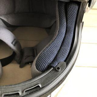 HJC ヘルメット Mサイズ 57-58センチ オンロード用 - 売ります・あげます