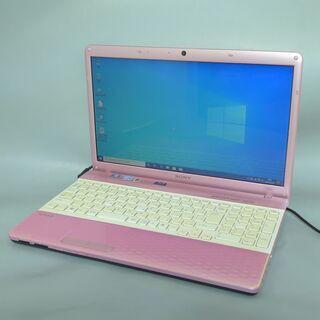【ネット決済・配送可】1台限定 送料無料 新品SSD搭載 ピンク...