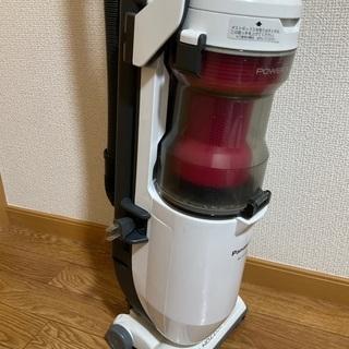 【買い替えにつき】Panasonic 掃除機 MC-SU1…