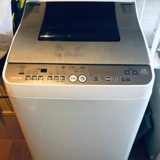 シャープ全自動選択乾燥機6kg