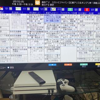 55インチTV
