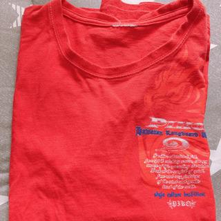 赤色160cm長袖
