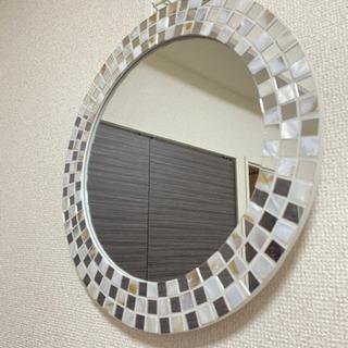 ニトリ 鏡