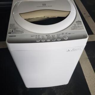 🚚配達設置無料‼(引取は値引き)TOSHIBA 5.0kg 洗濯...