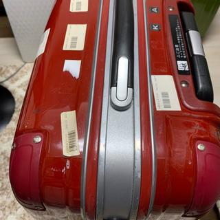 スーツケース 赤