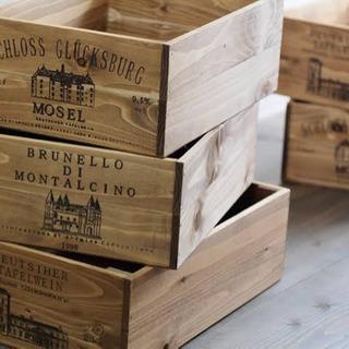 【募集】木箱、木コンテナ、木材