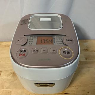 【美品✨】IH炊飯器 アイリスオーヤマ RC-IE30-WPG