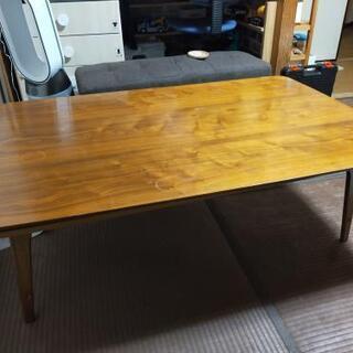 【ネット決済】クルト こたつテーブル