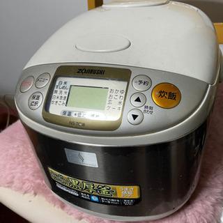 象印炊飯器NS-TC18 1升炊き