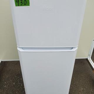 930番 haier✨冷凍冷蔵庫✨JR-N121A‼️