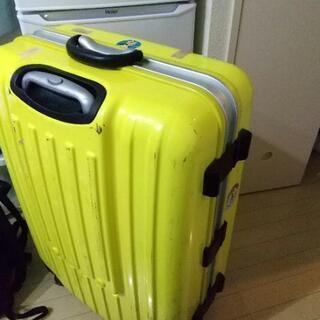 スーツケース(1週間分)