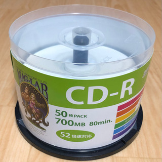 《お譲りします》CD-R  700MB  80min 52倍速対...