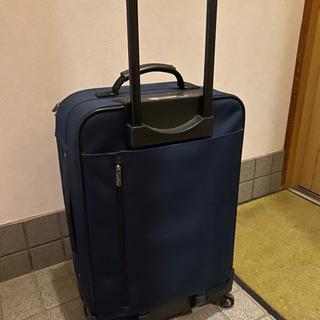 旅行鞄 布製