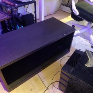 テレビ台 黒のテレビボード