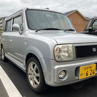 アルトラパン version V ターボ 検R3/10迄