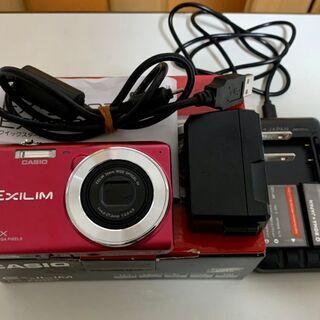 デジカメ EX-ZS27RD