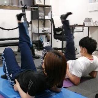 パーソナルトレーニングで今こそ健康な身体作りを!