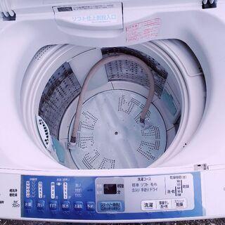 日立全自動洗濯機『BW-8LV』2010年製 8.0kg  ※直接手渡し宜しくお願い致します。場所は東京都武蔵村山市になります。 - 家電