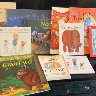 オンライン 子供のための英語の絵本読み聞かせ