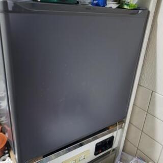 1ドア冷蔵庫あげます。