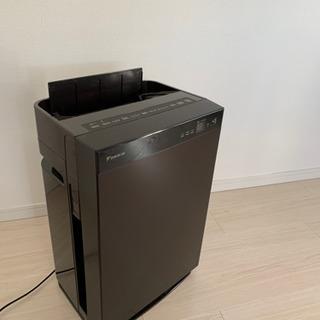 ダイキン 加湿器付き空気清浄機