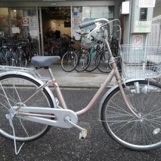 中古自転車1514 26インチ ギヤなし ダイナモライト