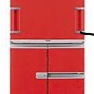 SHARP両開き冷蔵庫 365L ファミリーサイズ