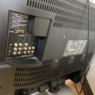テレビ 東芝REGZA 26c2000 26v型