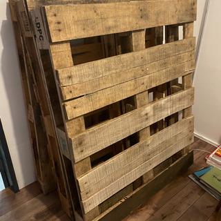 木製パレット 3枚