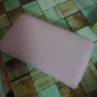 カード財布(ピンク&ブラック)