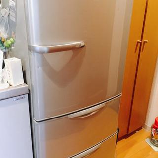 取りに来て!AQUA冷蔵庫 272L 2人暮らしに最適