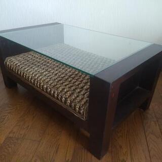 センターテーブル アジアン家具 オシャレテーブル