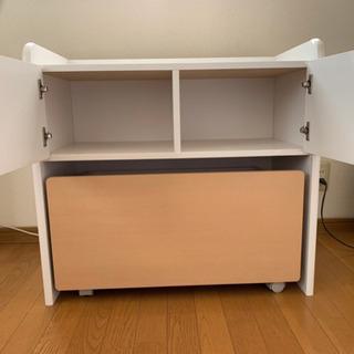 テレビ台 収納棚 (22日までに取引できる方)