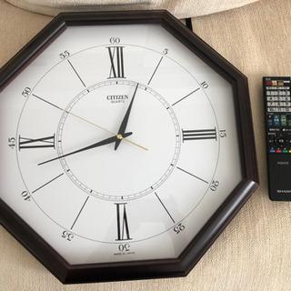 【壁掛け】時計 大きめ