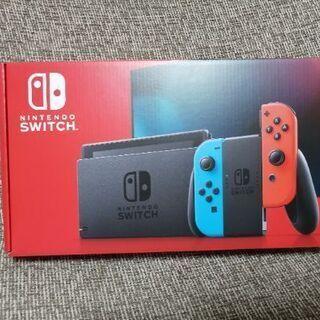 新品未使用品Nintendo switch
