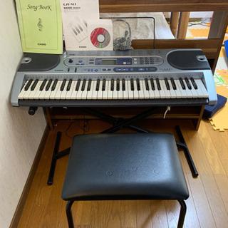電子ピアノ CASIO カシオLK-41