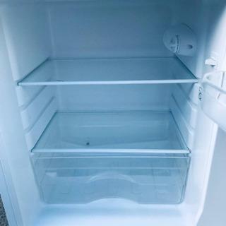 ①✨2019年製✨793番 ニトリ✨2ドア冷蔵庫 グラシア✨NTR-106‼️ - 新宿区