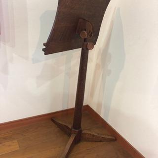 木製譜面台 カワイ楽器